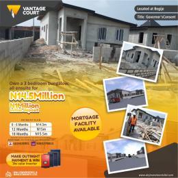 3 bedroom House for sale Richland Estate,bogije Along Lekki Epe Express Way. LaCampaigne Tropicana Ibeju-Lekki Lagos