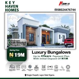 Detached Bungalow House for sale Ibeju-Lekki Lagos