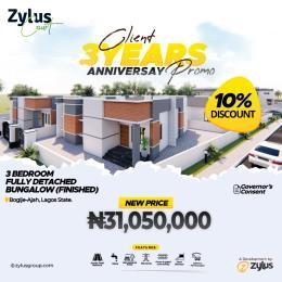 3 bedroom House for sale Bogije Ajah Lagos