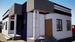 3 bedroom Detached Bungalow for sale Metro Belle Gardens Moniya Ibadan Oyo