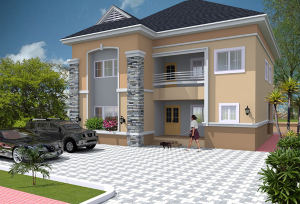 3 bedroom Detached Duplex House for sale Off Peter Odili, Trans Amadi, Port Harcourt, Rivers State Trans Amadi Port Harcourt Rivers