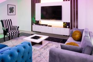 3 bedroom Semi Detached Duplex House for shortlet Lekki Lekki Phase 1 Lekki Lagos