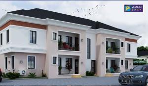 3 bedroom Flat / Apartment for sale Amen Estate Development, Eleko Beach Road, Off-Lekki Epe Expressway, Ibeju Lekki, Lagos, Nigeria  Eleko Ibeju-Lekki Lagos