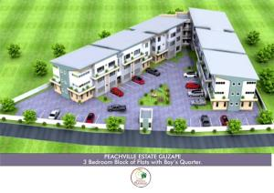 3 bedroom Blocks of Flats House for sale Kaura (Games Village) Abuja