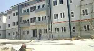 3 bedroom Flat / Apartment for sale Pp Estate Guzape Opposite Coza Guzape Abuja