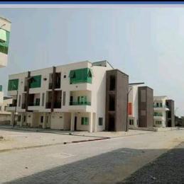 3 bedroom Massionette House for sale Paradise Court Estate, Orchid Road, by Chevron, 2nd Toll Gate, Lafiaji, Lekki, Lagos chevron Lekki Lagos