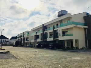 3 bedroom Terraced Bungalow for sale General Paint By Abraham Adesanya Abraham adesanya estate Ajah Lagos