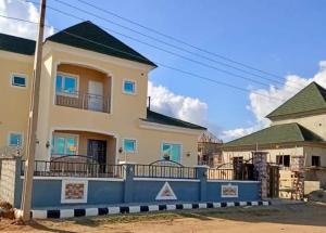 3 bedroom Detached Duplex House for sale Sabon lugbe Lugbe Abuja