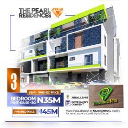 3 bedroom Blocks of Flats for sale Abijo Abijo Ajah Lagos