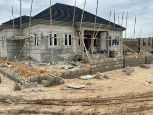 Detached Bungalow House for sale Wealthland Green Estate with c of o Awoyaya off Lekki Epe Expressway  Oribanwa Ibeju-Lekki Lagos