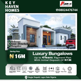 Semi Detached Bungalow House for sale Ibeju-Lekki Lagos