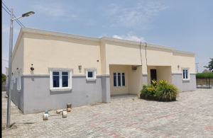 3 bedroom Semi Detached Bungalow for sale Airport Road, Close To Jedo Estate Lugbe Abuja