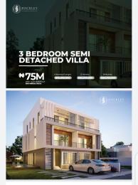 3 bedroom Semi Detached Duplex House for sale Abijo Abijo Ajah Lagos