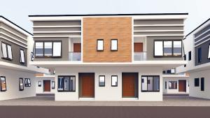 3 bedroom Semi Detached Duplex House for sale Chois Garden Estate, Abijo GRA Abijo Ajah Lagos