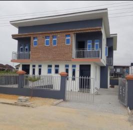 3 bedroom Semi Detached Duplex House for sale By Alpha Hydrocarbon Filling Station Off Lekki Epe Expressway Sangotedo Ajah Lagos