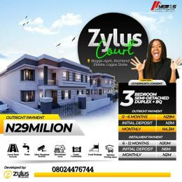 3 bedroom House for sale Richard estate  Ajah Lagos
