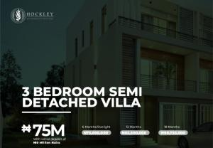 3 bedroom Semi Detached Duplex for sale Abijo Sangotedo Lagos
