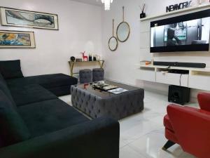 3 bedroom Terraced Duplex House for shortlet Chevron alternative drive, chevron lekki  chevron Lekki Lagos