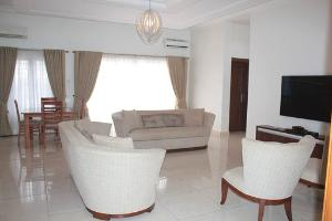 3 bedroom Flat / Apartment for shortlet Abia street Banana Island Ikoyi Lagos