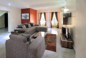 3 bedroom Terraced Duplex House for shortlet - Osborne Foreshore Estate Ikoyi Lagos