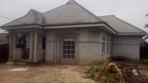 3 bedroom Detached Bungalow House for sale Rumuosunwo, Near Eliozu Flyover,port Harcourt Eliozu Port Harcourt Rivers