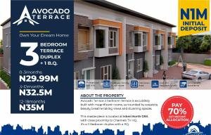 3 bedroom Terraced Duplex House for sale Isheri North Gra Isheri North Ojodu Lagos