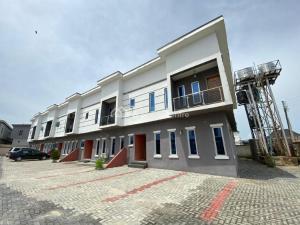 Terraced Duplex House for sale lafiaji Lekki Lagos