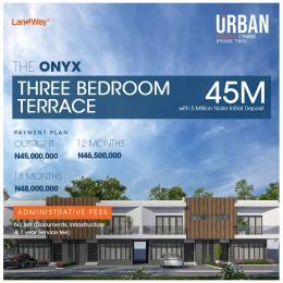 3 bedroom Terraced Duplex for sale Lekki Lagos