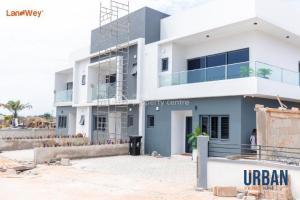 Terraced Duplex House for sale ... Abraham adesanya estate Ajah Lagos