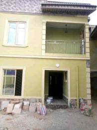3 bedroom Flat / Apartment for rent In an Close Estate around day Hamadia  Abule Egba Lagos