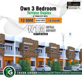 3 bedroom Terraced Duplex House for sale Idu Industrial Layout Beside Idu Train Station Idu Idu Abuja