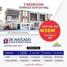 3 bedroom Terraced Duplex for sale Corona School Abijo Ajah Lagos