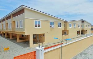 3 bedroom House for rent Victoria-Crest-Estate chevron Lekki Lagos