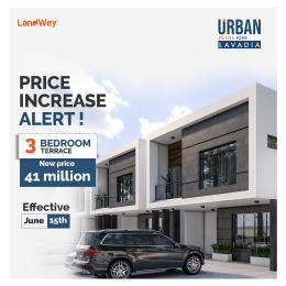Terraced Duplex House for sale Abraham Adesanya,Ajah  Abraham adesanya estate Ajah Lagos