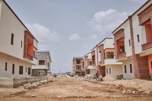 Terraced Duplex House for sale By Nike Art Gallery, Ikate , Lekki phase1 Ikate Lekki Lagos
