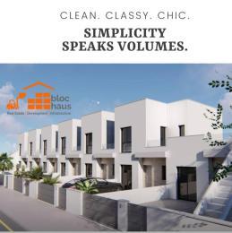 3 bedroom Terraced Duplex House for sale Inside Five Oaks Residences Near Amen Estate Eleko Ibeju-Lekki Lagos