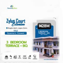 3 bedroom Terraced Duplex for sale Bogije Oribanwa Ibeju-Lekki Lagos