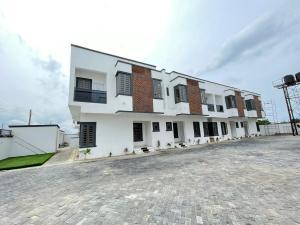 Terraced Duplex House for sale Abraham adesanya estate Ajah Lagos