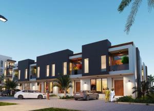 3 bedroom Terraced Duplex House for sale Besides Fara park Estate Majek Sangotedo Lagos