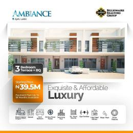 Terraced Duplex House for sale Atlantic Layout Estate Ajiwe Ajah Lagos