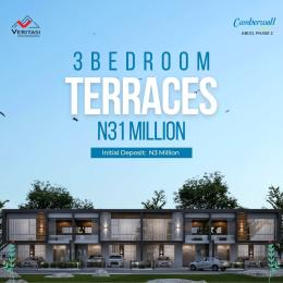 4 bedroom Terraced Duplex House for sale Just 4 Minutes Drive From Novare Mall Abijo Ajah Lagos