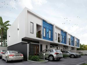 3 bedroom House for sale Ocean Palm Estate  Sangotedo Ajah Lagos