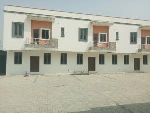 Terraced Duplex House for sale Bella Home court, close to chevron toll gate axis. Lekki Phase 1 Lekki Lagos