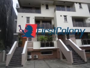3 bedroom Terraced Duplex House for rent off 2nd Avenue Old Ikoyi Ikoyi Lagos