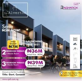 3 bedroom Terraced Duplex House for sale Ajayi Apata Newtown, Beside Farapark Estate Ajah Lagos