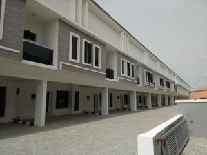 3 bedroom Terraced Duplex House for rent Victoria Crest Estate, Orchid Hotel Road  chevron Lekki Lagos