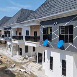 Terraced Duplex House for sale Wealthland Green Estate with c of o Awoyaya off Lekki Epe Expressway  Oribanwa Ibeju-Lekki Lagos