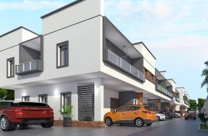 3 bedroom Terraced Duplex House for sale @ Genesis Court Estate Badore Ajah Lagos