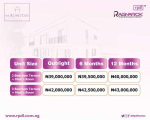 House for sale Beside Farapark Estate Off Lekki-Epe Expressway Ajah Lagos