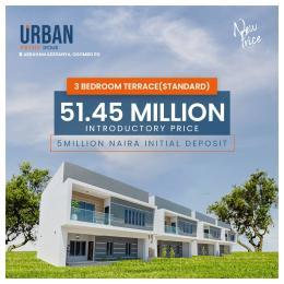 3 bedroom Terraced Duplex House for sale Ogombo road Abraham adesanya ajah Lagos Abraham adesanya estate Ajah Lagos